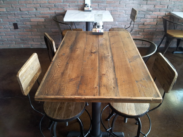 Reclaimed Table Vs. New Orleans